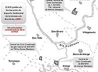 El Boletín Oficial del Estado publica en su edición de hoy la Declaración de Impacto Ambiental favorable para la central térmica de ciclo combinado que la compañía Iberdrola proyecta en el término municipal de Alange, a 20 kilómetros de Mérida.