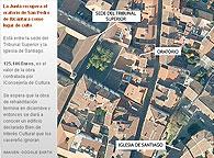 La ciudad de Cáceres tiene 22 lugares o edificios declarados Bien de Interés Cultural (161 en toda la provincia). Los cacereños conocen prácticamente todos: la cueva de Maltravieso, la casa Mudéjar de la Ciudad Monumental, el palacio de los Golfines
