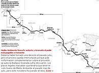 Medio Ambiente frena la autovía a Granada al pedir más papeles a Fomento Debería haber tomado una decisión el pasado julio, pero el proceso queda interrumpido porque pide «información complementaria» sobre el proyecto