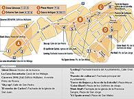 El color viste Cáceres. Del 8 al 11 de octubre la ciudad acogerá el festival 'Urban Screen', un recorrido visual por diferentes monumentos y edificios emblemáticos. Un recorrido que se iniciará en Cánovas y terminará en el casco antiguo. El festiva